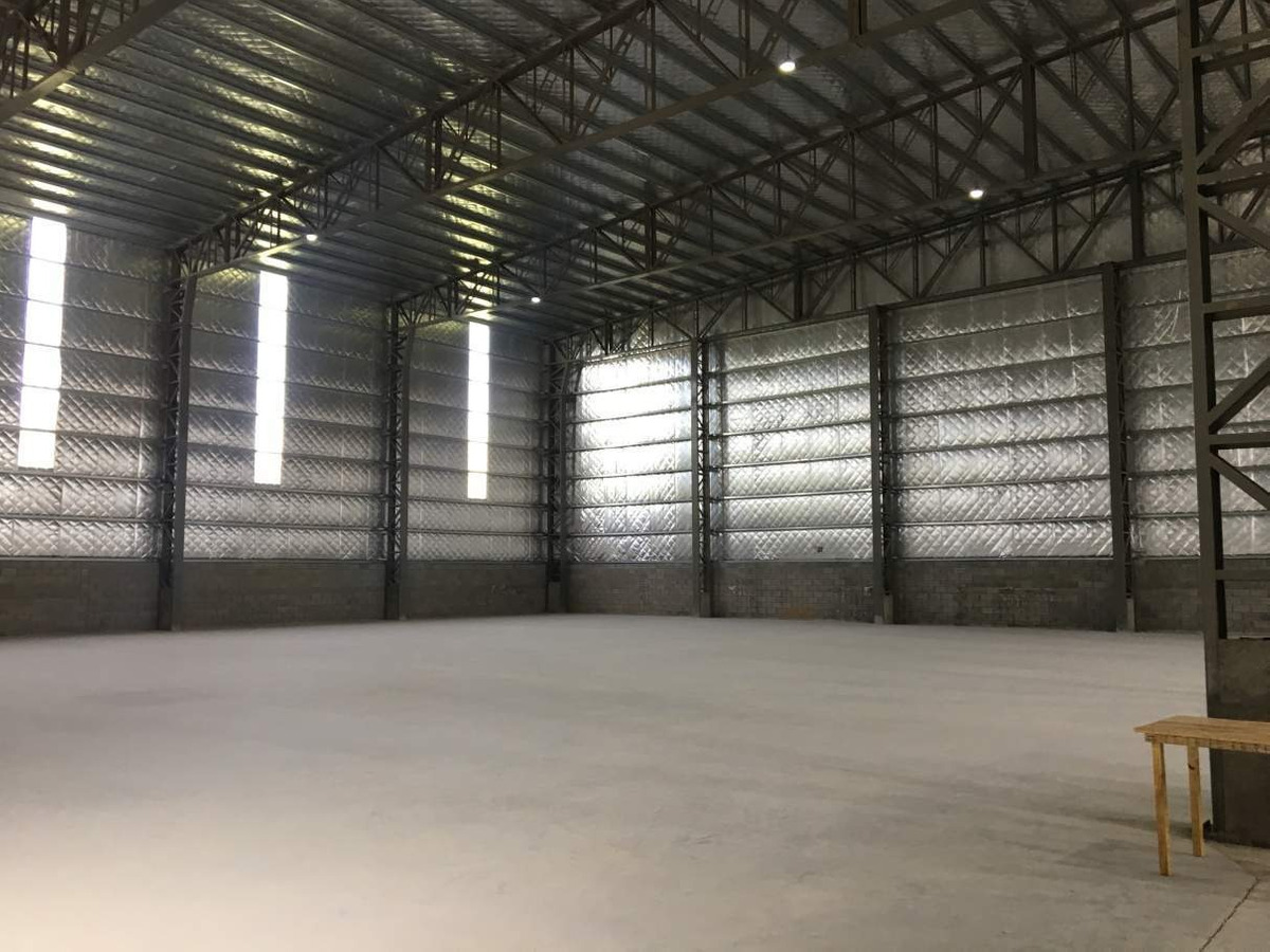 depósito galpón en alquiler escobar 4500 m2