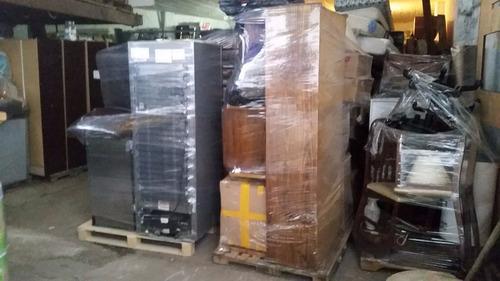 deposito guardamuebles, almacenaje de mercadería guardabulto