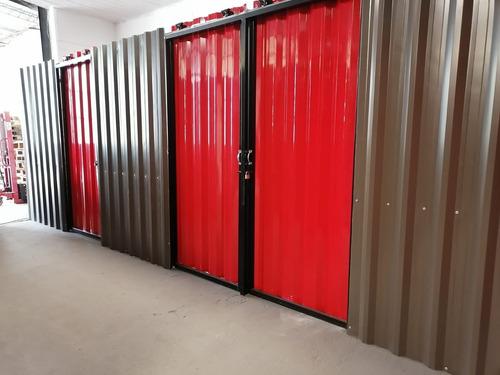 deposito guardamuebles, boxes privados, almacenaje