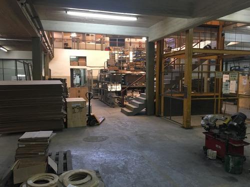 depósito - industria en villa martelli