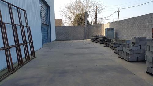 depósito industrial en alquiler 1800 m2