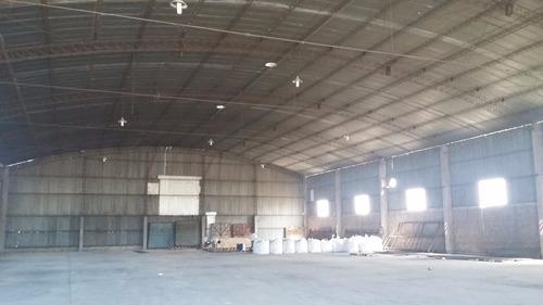 depósito industrial en berazategui - alquiler