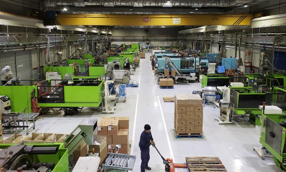 depósito industrial en venezuela 3.800, tortuguitas, bs as