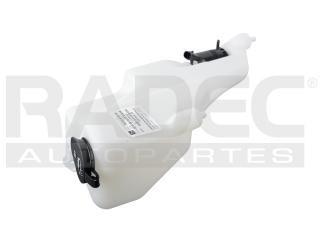 deposito limpiaparabrisas s-10 1995-2005 c/motor