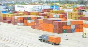 deposito logistica  / procesos importacion  cross d