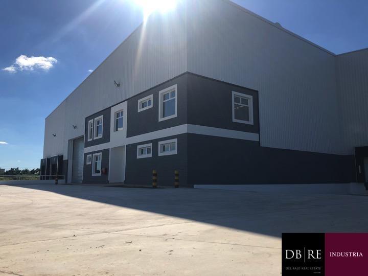 depósito logístico 5.500 m2 cub. - parque industrial pilar