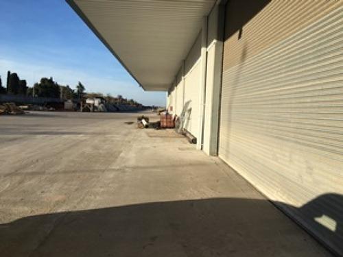 depósito logístico en alquiler r sobre panamericana