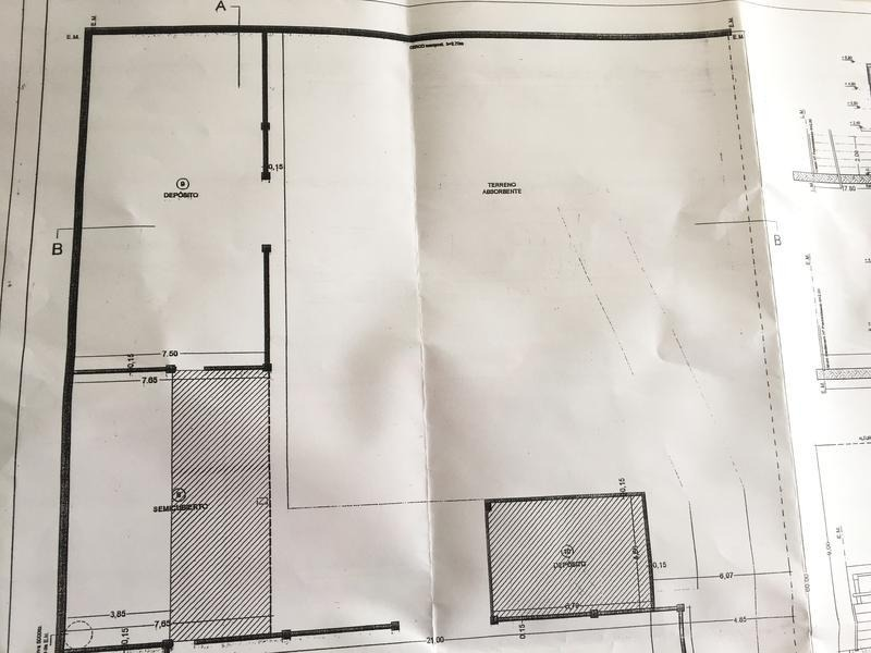 depósito - manuel b gonnet