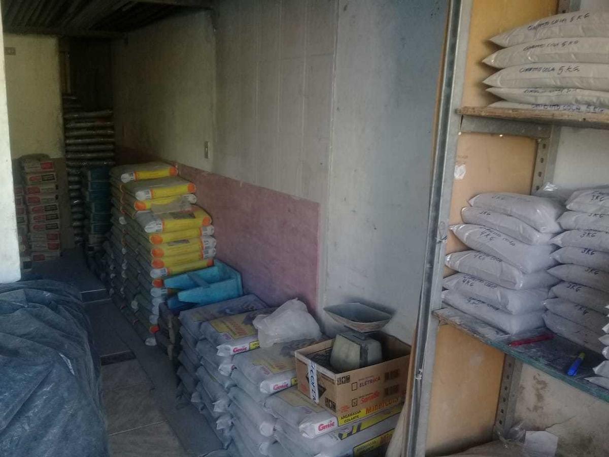 deposito material construção sbc r$ 250.000 ref: 3015