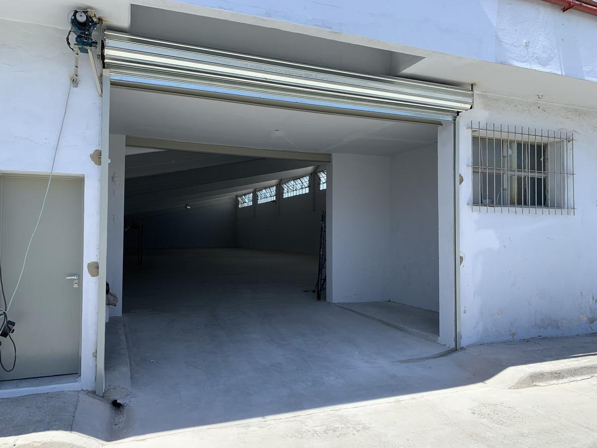 depósito - munro - vicente lopez - zona norte - 760m² en una planta - centro industrial multi deposito