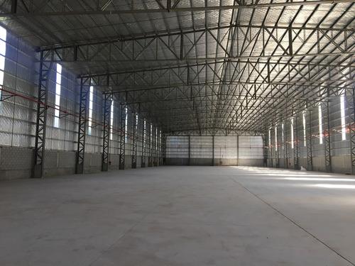 depósito nave industrial alquiler 10000 m2 cubiertos