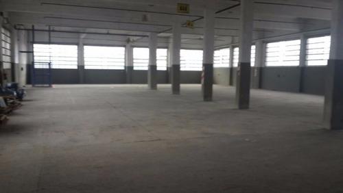 depósito pta. baja 3.500 mts2  1500 m2 1er piso 1500 m2 2do