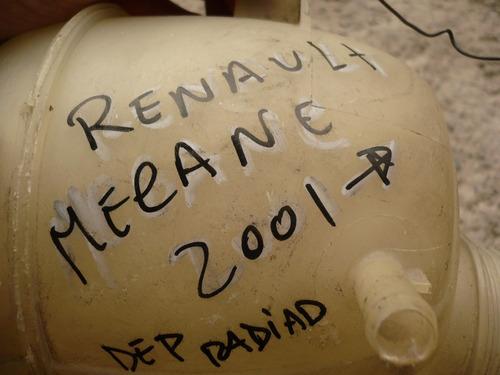 deposito radiador megane 2001 usado - lea descripción