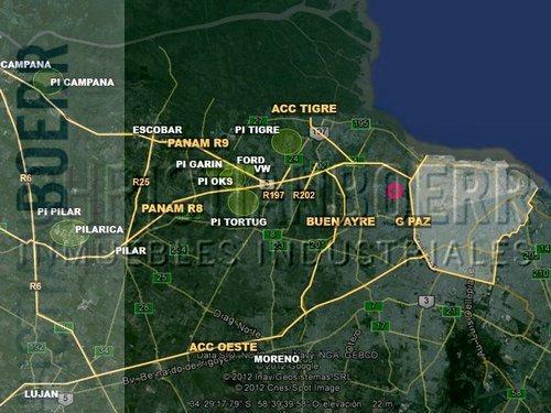 deposito zona munro - complejo industrial seguridad 24 hs