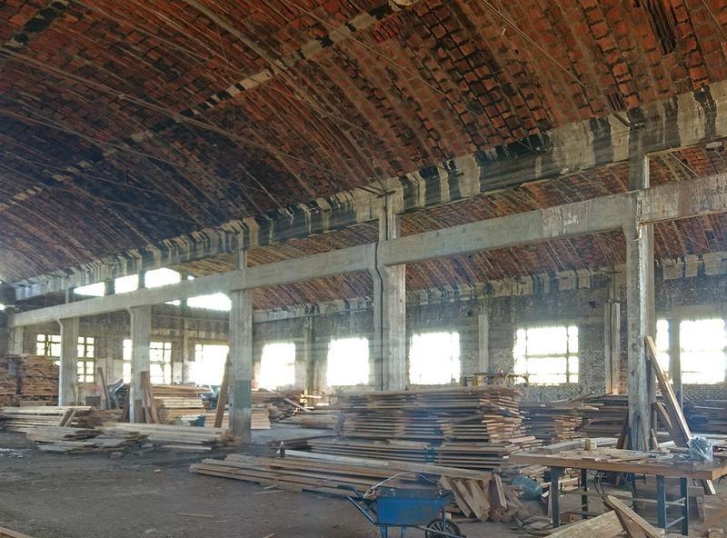 depósito/nave en alquiler/venta en  zarate sobre antartida argentina ideal uso comercial