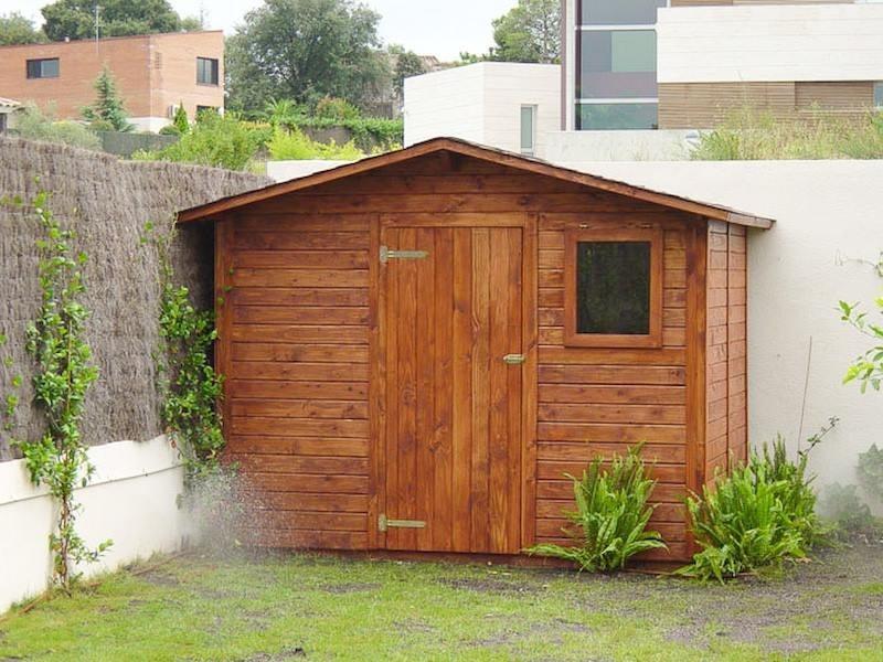 Dep sitos armarios todo de madera apto para la for Todo jardin herramientas