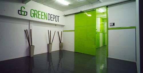 depositos temporal, guardamuebles, de 3 m2 hasta 1000 m2