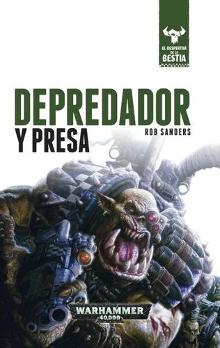 depredador y presa, nº 2(libro ciencia ficción)