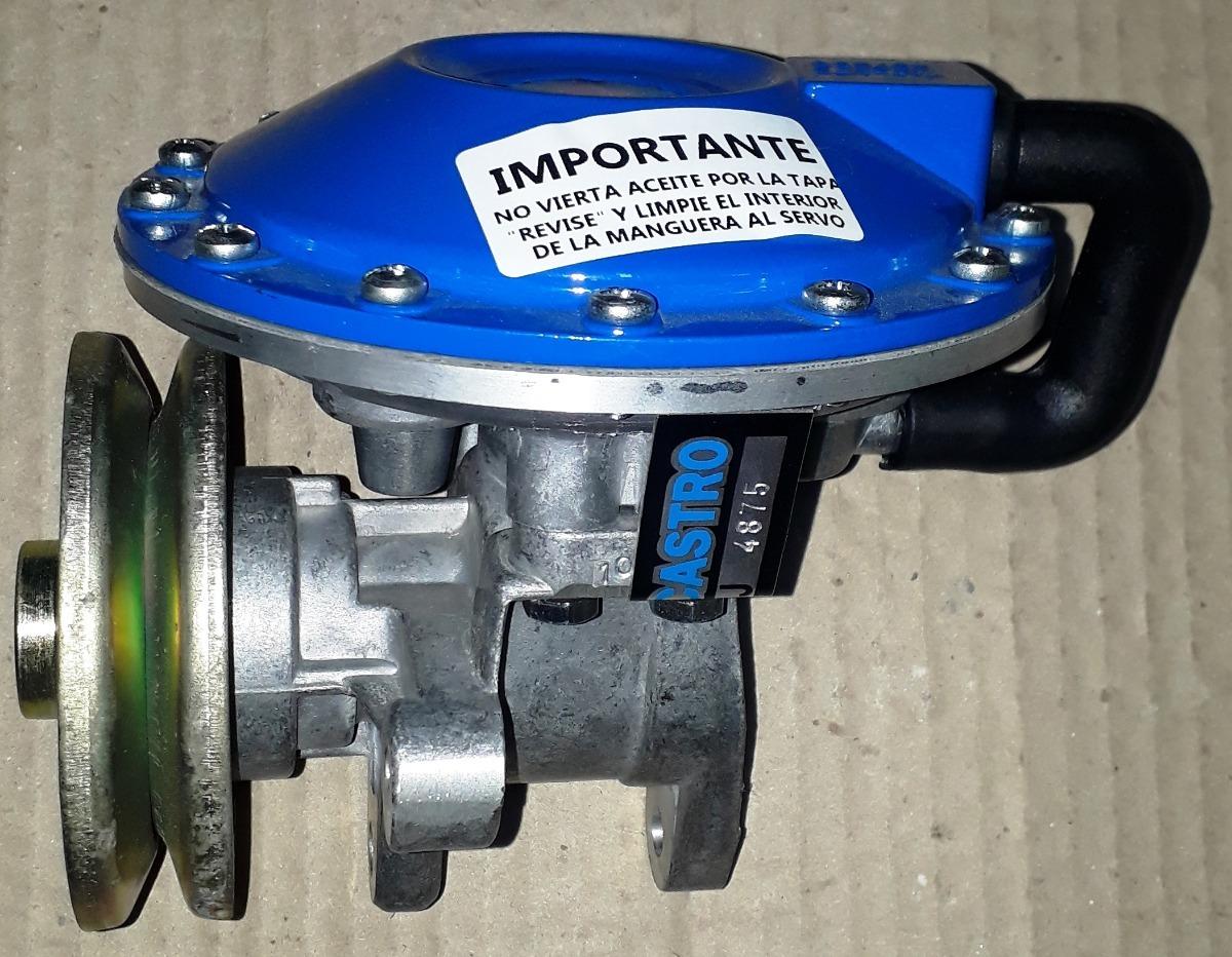 Que función cumple la bomba depresora en un motor diesel