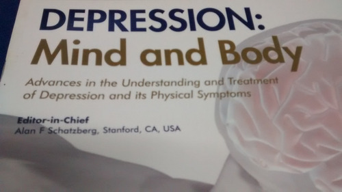 depression: mind and body remedica r$ 15,00