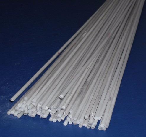 depron 10 varetas de fibra de vidro 2mm 2metros cada