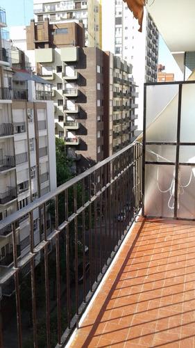 depto. 1 amb  a la calle con balcón - alquiler temporario - ex terminal