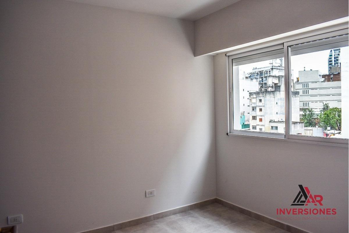 depto 1 dormitorio a estrenar - balcon - centrico
