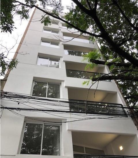 depto 1 dormitorio con cocina integrada - balcon al frente - ubicacion excelente
