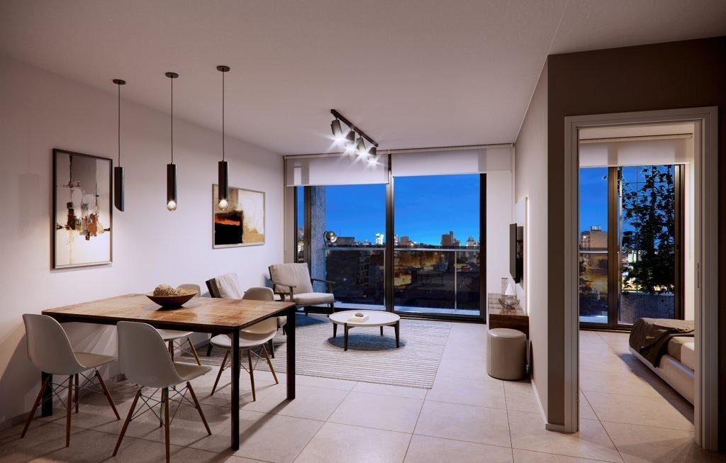 depto 1 dormitorio con excelente ubicacion y financiacion - proyecto en ejecucion