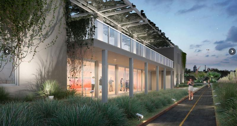 depto 1amb - edificio sustentable pura vida - congreso y donado