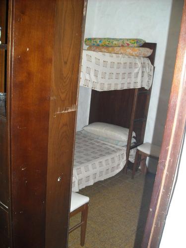 depto 2 1/2 amb. ed. los pinos v, 3º piso. cochera cubierta.