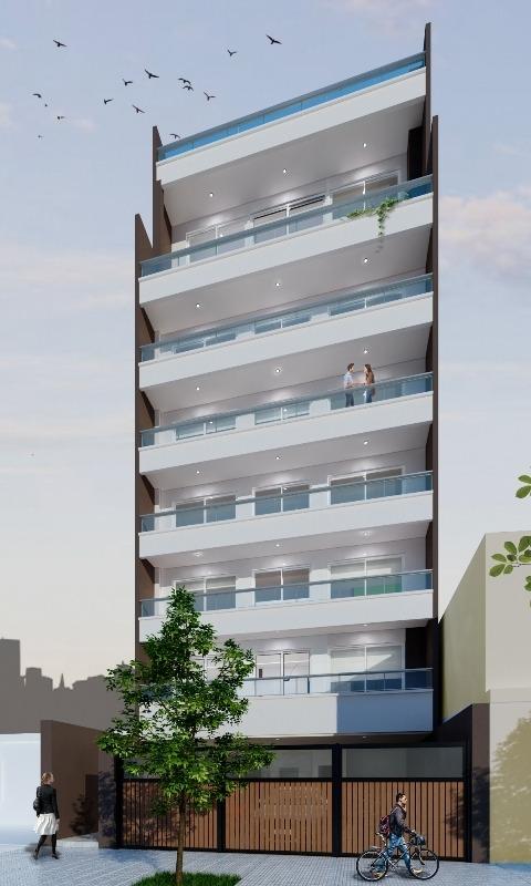 depto 2 amb 63 mts c/balcon