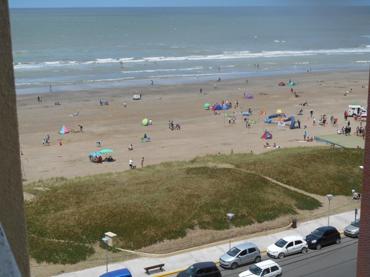 depto. 2 ambient frente al mar pleno centro vista a la playa