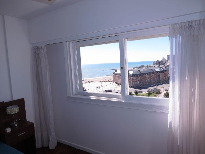 depto 2 ambientes con vista al mar - edificio palacio eden