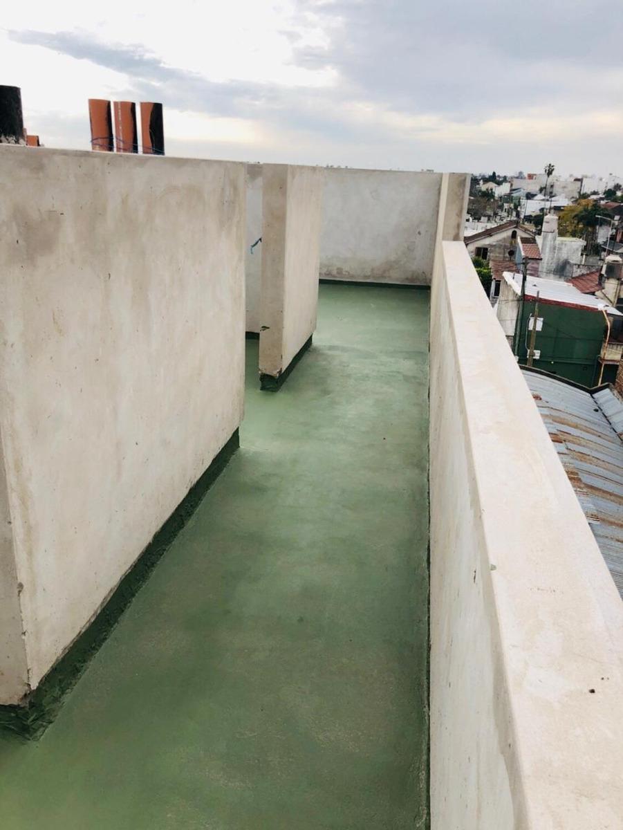depto 2 ambientes financiado de pozo en venta san justo uf10