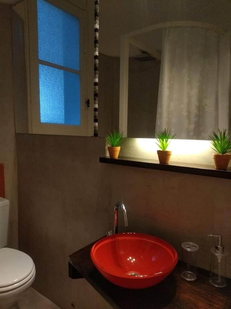 depto 2 dormitorios amoblado - sarmiento 1032 excelente!