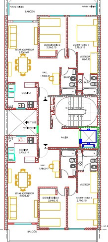 depto 2 dormitorios con 2 baños - amplio y luminoso - excelente zona / proxima entrega