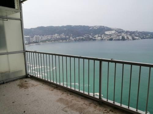 depto. #2607 torre de acapulco en av. costera miguel alemán, fracc. club deportivo, acapulco, gro.