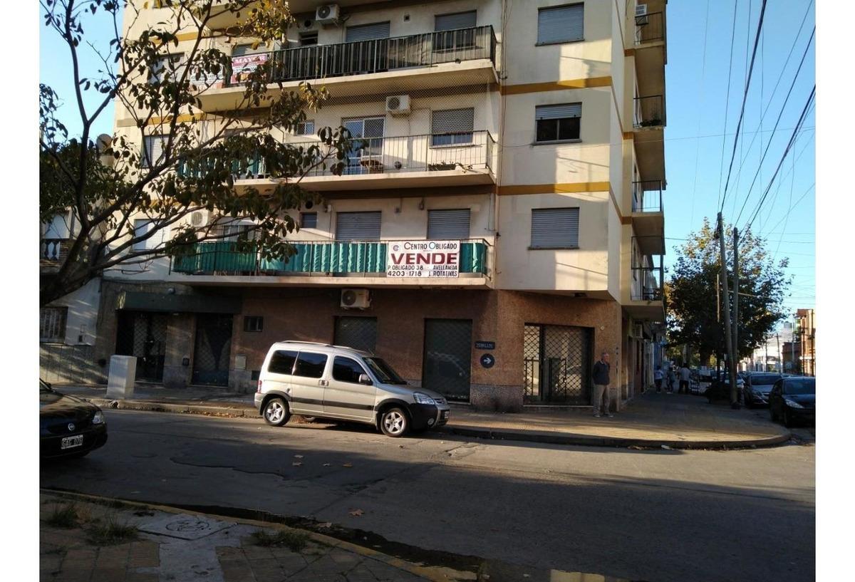 depto. 3 amb. c/balcón al frente a mts. av. mitre en berguer