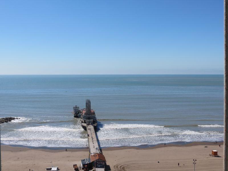depto 3 amb con vista panorámica al mar - centro