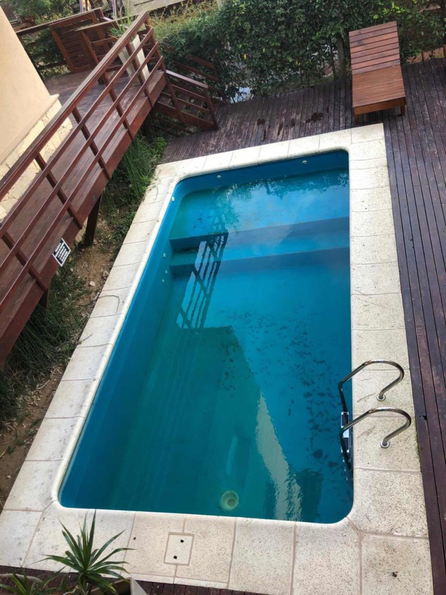 depto 3 ambientes con piscina. adelantó mas financiación.