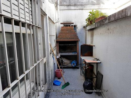 depto. 3 ambientes con terraza