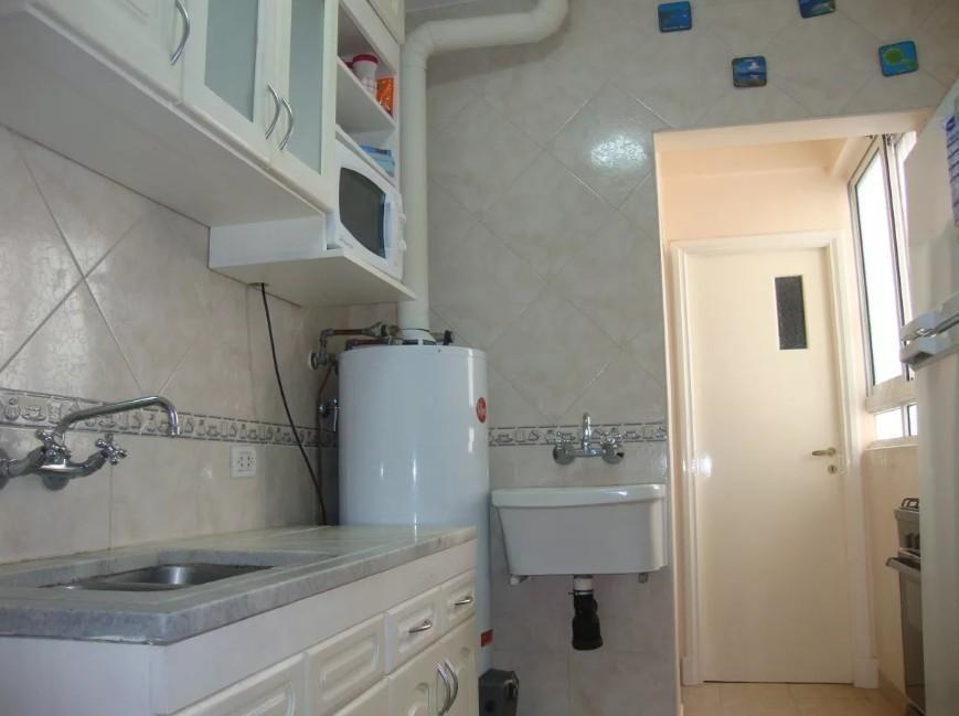 depto 3 dormitorios, balcon, cable y wifi - 1 cuadra del mar