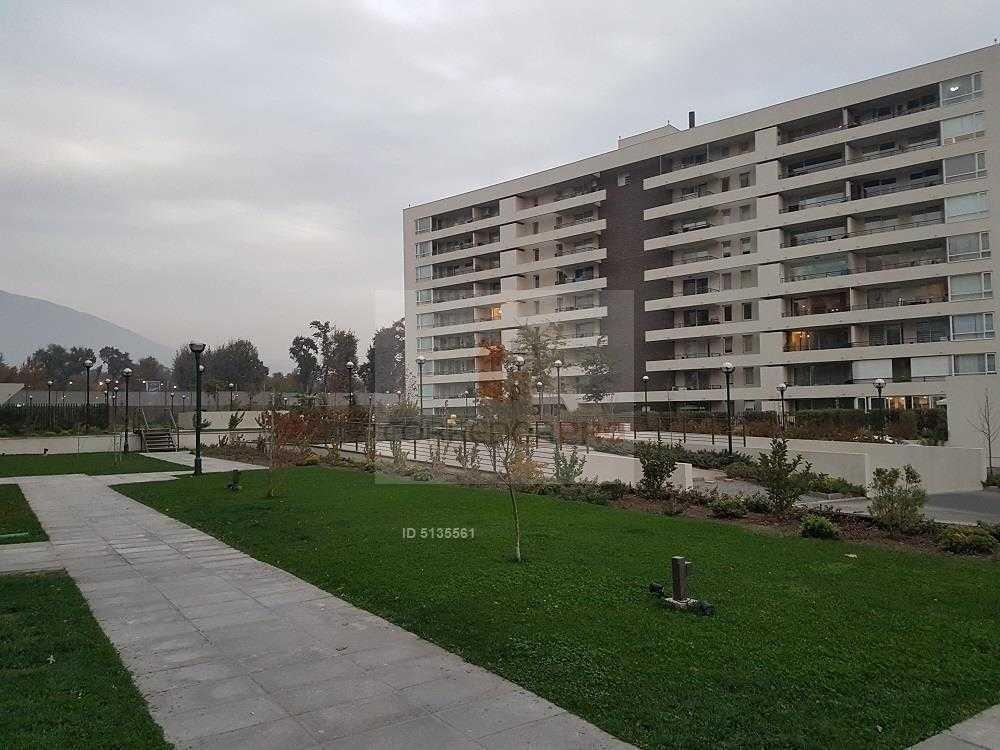 depto. 3d + 2b + terraza con bonita vista. barrio la hacienda, metro quilin. 2 estacionamientos + 1 gran bodega.