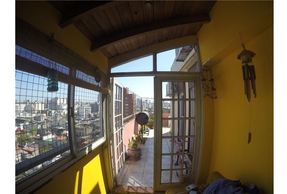 depto. 4 amb. con terraza. hermosa vista, piso 14!