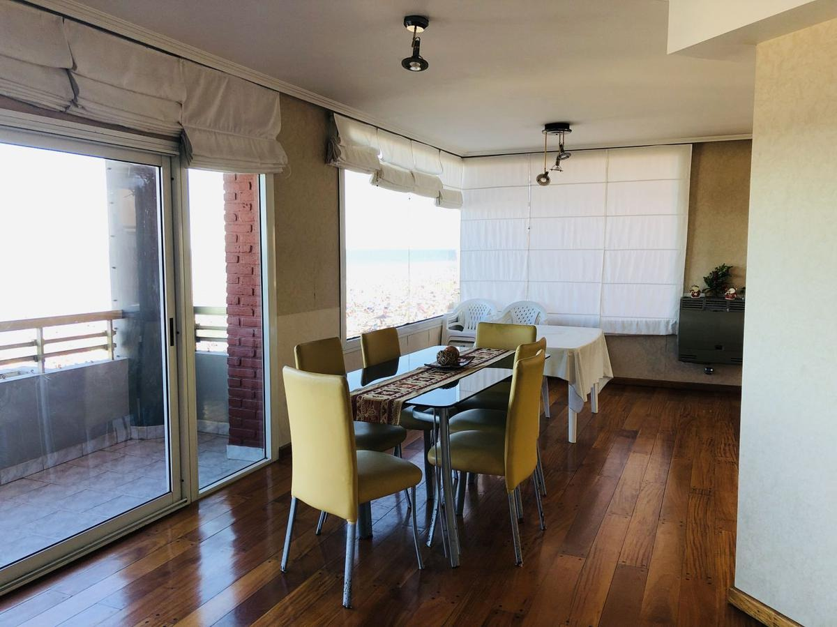 depto 4 amb san bernardo venta - departamento de cuatro ambientes piso con vista al mar