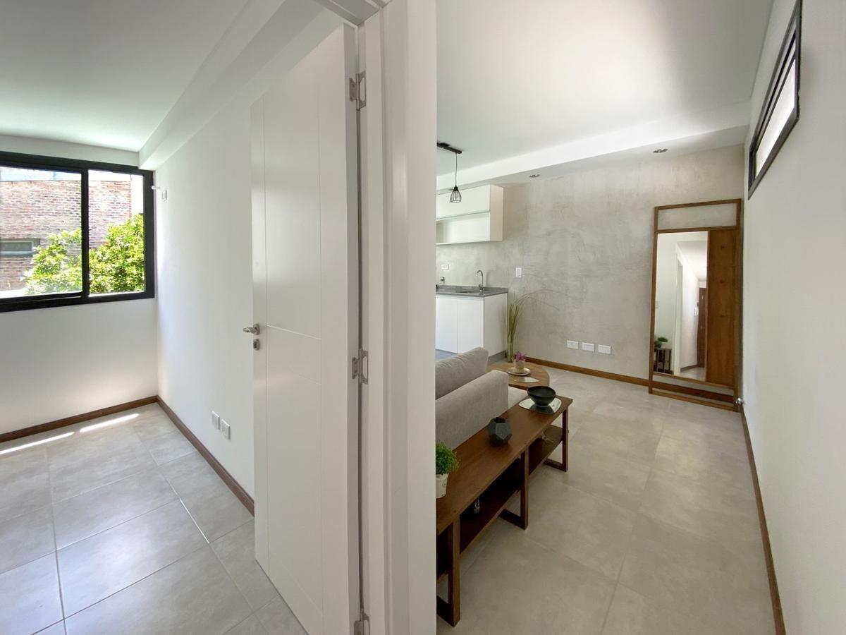 depto a estrenar 1 dormitorio - 1er piso - luminoso - barrio martin