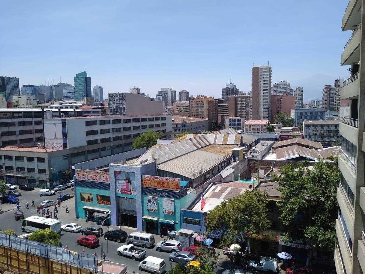 depto amoblado metro universidad de chile