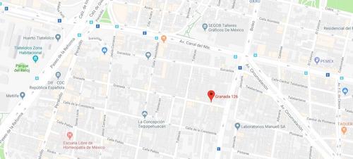 depto. col. morelos  $280,086  remate bancario