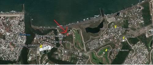 depto con hermosa vista al mar en innovador proyecto ximara